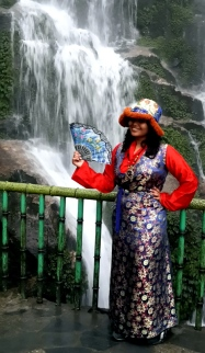 Traditional dress of Sikkim