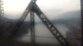 Apologies for the blurred pic (blame the my phone's camera, the bus window and the fact that we were in motion :P)