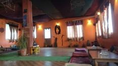 Inside the Cafe - 1