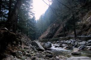 The Parvati River