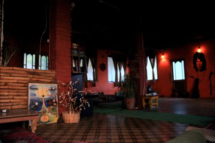 Loved the ambience of this place